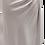 Christopher Esber Ruched Orbit Cami Dress - Silver