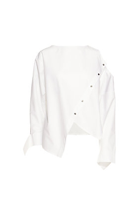 JI OH Split Front Shirt
