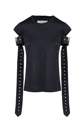 Marques'Almeida Belt Sleeve T-shirt