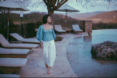Ms. Phương Châm in Natasha Zinko - SS19
