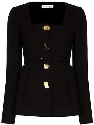 Rejina Pyo Martina Jacket - Black