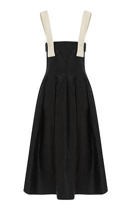 Lee Mathews Phoebe Apron Dress