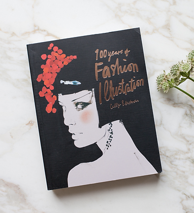 100 Years of Fashion Illustration, by Cally Blackman