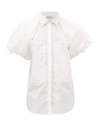 Lee Mathews Elsie Puff Sleeve Shirt