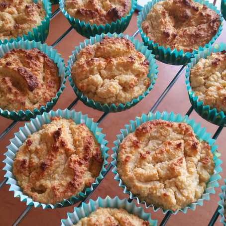 Recipe - Banana Coconut Muffins