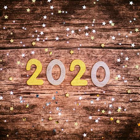 2020...A New Decade!