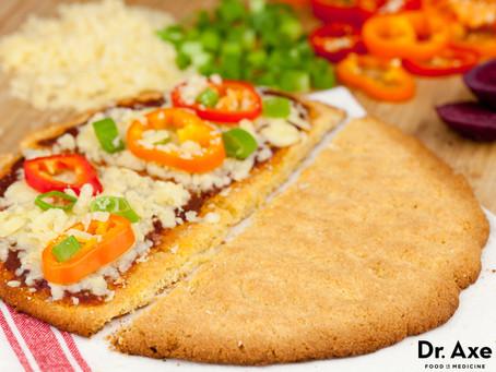 Recipe for Coconut Crust Pizza