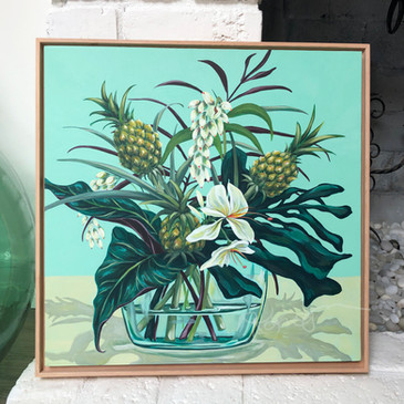 Pineapples in Paradise