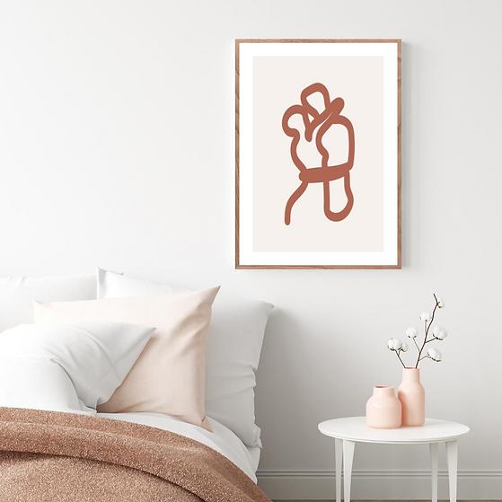 Plakat illustration af camilla emilie plakatwebshop