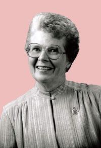 Frances V. Spencer ist eine von sechs ENIAC-Frauen, die als Programmiererinnen an einem geheimen Kriegsprojekt arbeiteten