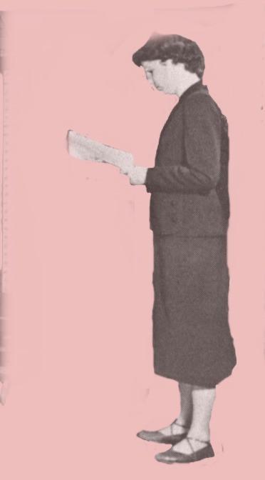 Frances Elisabeth Holberton ist eine von sechs ENIAC-Frauen, die als Programmiererinnen an einem geheimen Kriegsprojekt arbeiteten