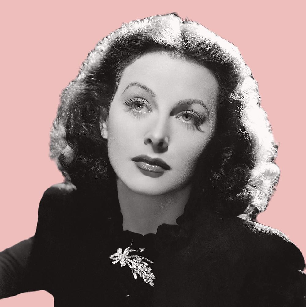 Hedy Lamarr war eine erfolgreiche Schauspielerin, die schönste Frau der Welt und Erfinderin des Frequenzsprungverfahrens.
