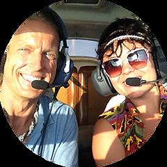 Pilot Lesson Airplane Vacation Tour