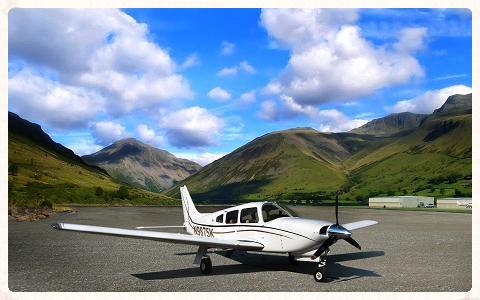 pilot license airplane training flight