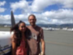 honeymoon romance flight kauai