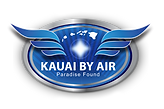 Kauai Air logo Paradise Found