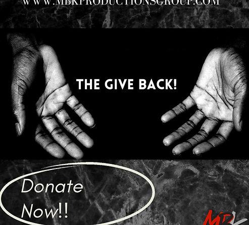 The Give Back! Mastering Promotion