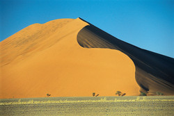 Dunas de Sesriem. Namibia.