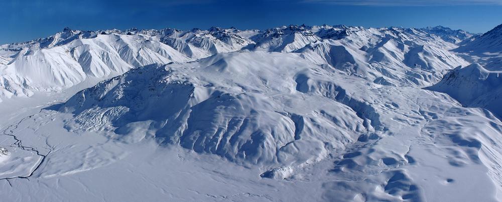 Valle Hermoso. Mendoza, Argentina.
