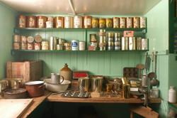 Cocina. Base Antartica