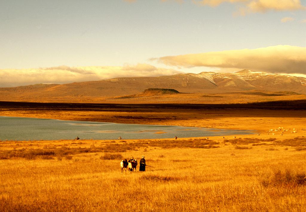 Migración Tsaatan. Norte de Mongolia