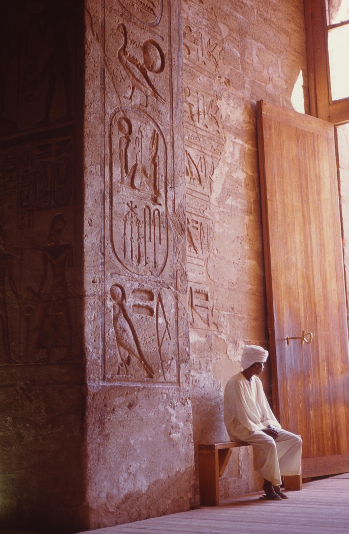 Abu Symbel, Egipto.