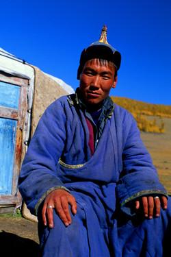 Mongol Azul
