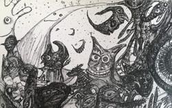 Luna y los Gorditos voladores