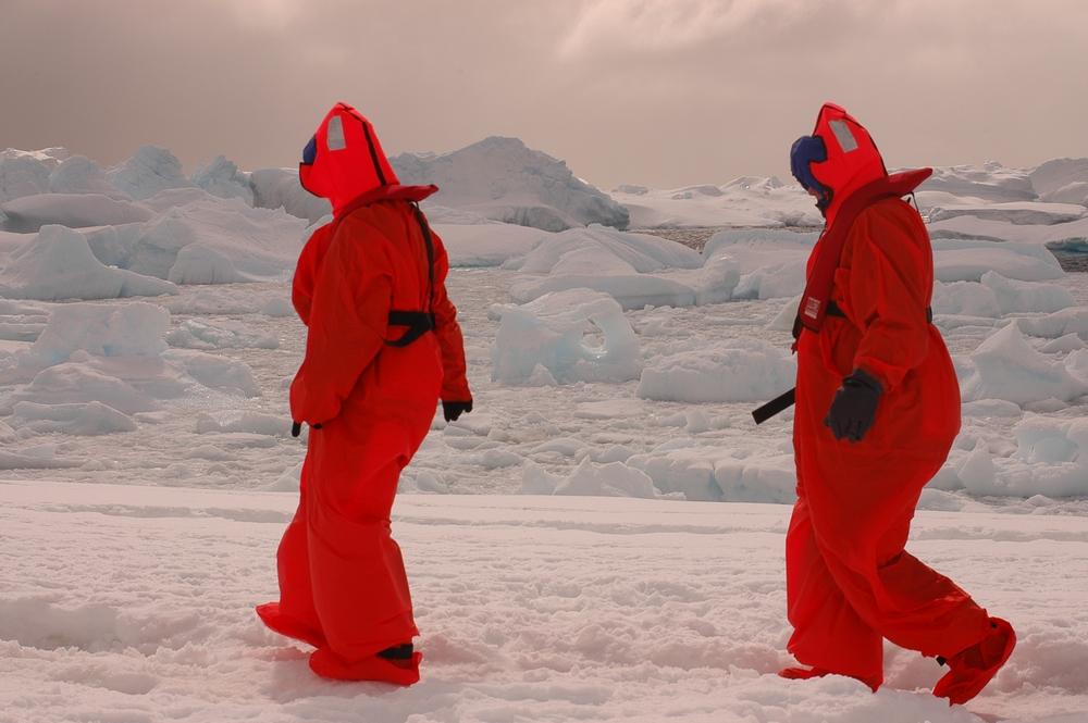 Antartica.