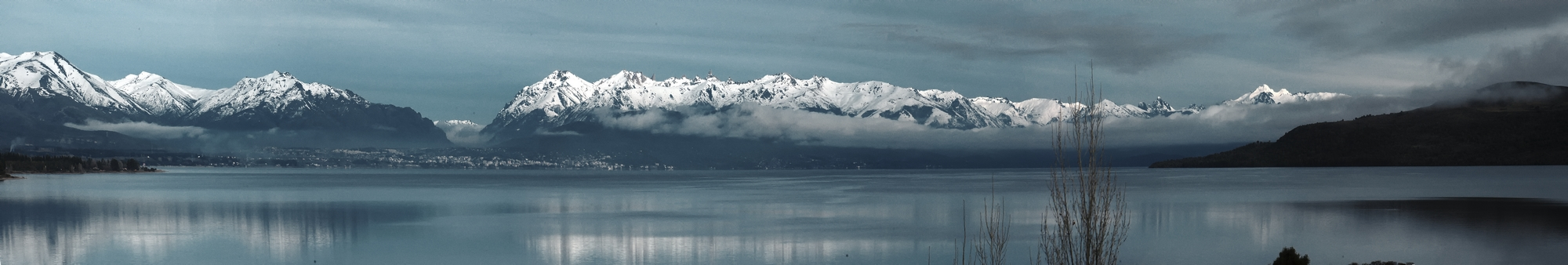 Lago Nahuel Huapi, Patagonia