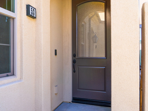 53 Bay Laurel - Irvine Front door.jpg
