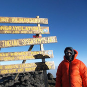 Mt. Kilimanjaro, 19,341′ (2017)