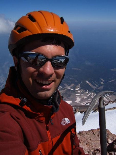 Top of Mt. Shasta (2006)