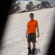 Mt. Rainier, Washington (14,411'). 2007