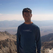 Mt. Whitney, California (14,505')