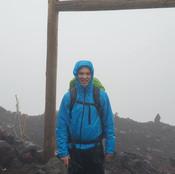 Mt. Fuji, 12,388' (2019)