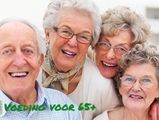 Presentatie Voeding voor 65+