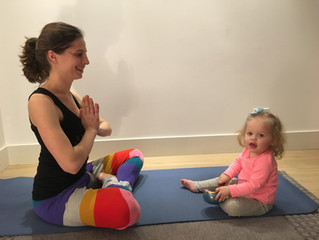 Why I Love Teaching Yoga to Children