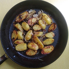 This is a simple recipe- but the results are impressive! Have the spuds as part of a roast dinner, with tacos or with breakfast. Try...
