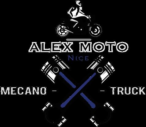 LOGO ALEXmoto Noir sur Blanc.png