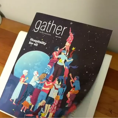 Gather Magazine May 2018
