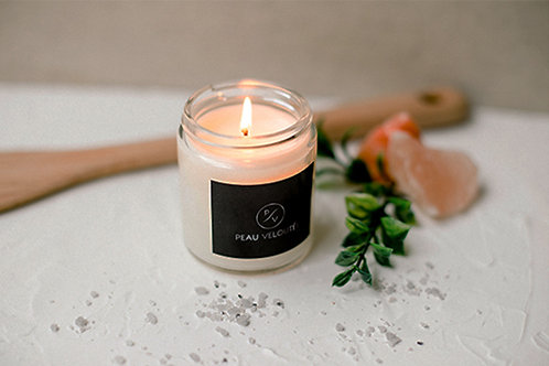Peau Veloutee Soy Candle - 4 oz