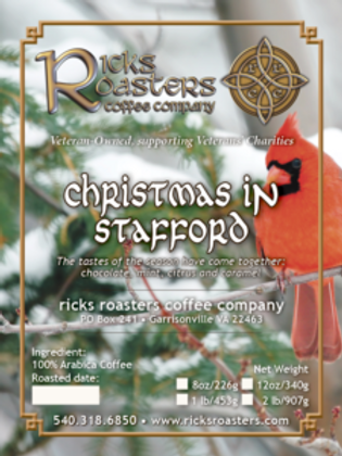 Christmas in Stafford