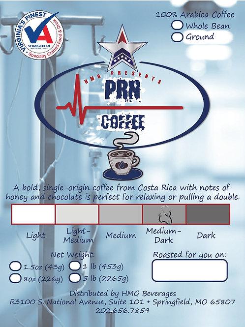 PRN Coffee | HMG Beverage