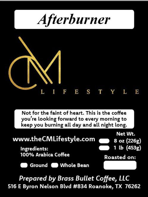 Afterburner | A CM Lifestyle Coffee