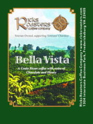 Bella Vista Costa Rican