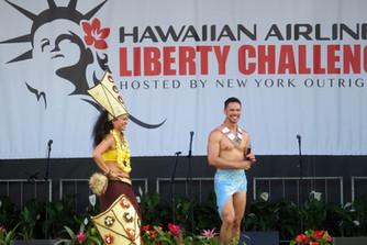 Hawaiian Airlines New York Liberty Challenge