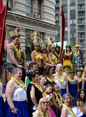Te Ao Mana, Global Harmony, Dance Parade NYC