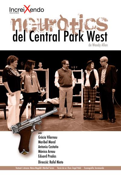 NEURÒTICS DEL CENTRAL PARK WEST
