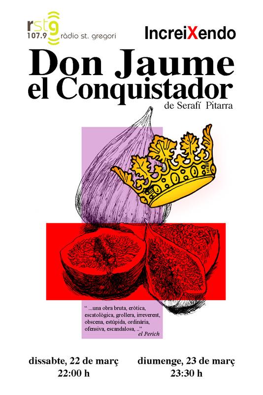 DON JAUME EL CONQUISTADOR